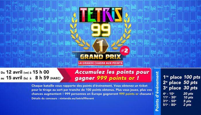 Tetris 99 – Grand Prix 2