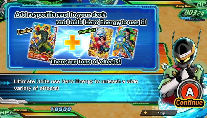 Super Dragon Ball Heroes: World Mission – Tutorial Video #5