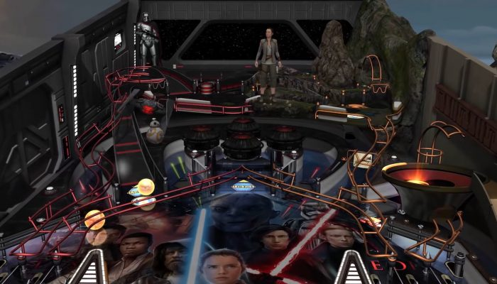 Star Wars Pinball – Announcement Trailer