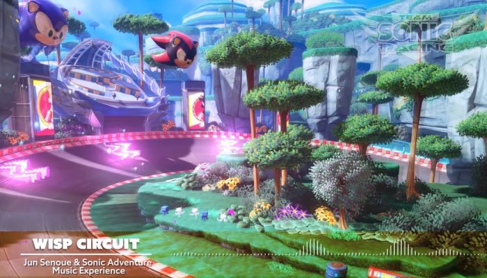 "Team Sonic Racing – ""Wisp Circuit"" OST"