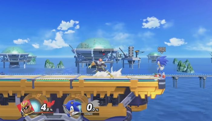 Super Smash Bros. Ultimate – Let's Smash Épisode 13 : Mécaniques de course