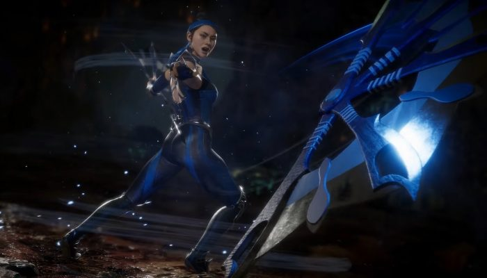 Mortal Kombat 11 – Kitana Reveal Trailer