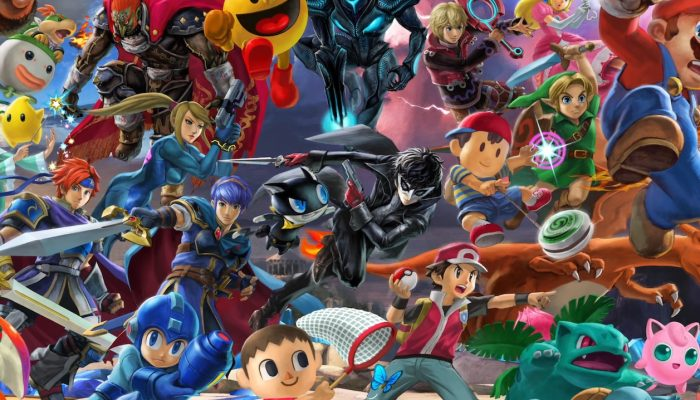 Super Smash Bros. Ultimate – New Content Approaching