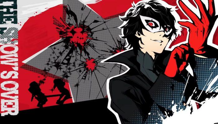Super Smash Bros. Ultimate – Japanese Joker DLC Launch Trailer