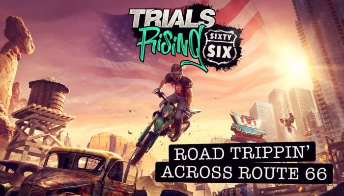 Ubisoft: 'Trials Rising Sixty-Six Expansion Now Available'