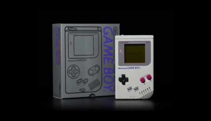 The original Game Boy celebrates its 30th anniversary