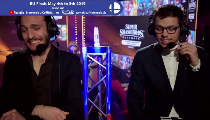 Get ready for the Super Smash Bros. Ultimate European Smash Ball Team Cup 2019 Finals