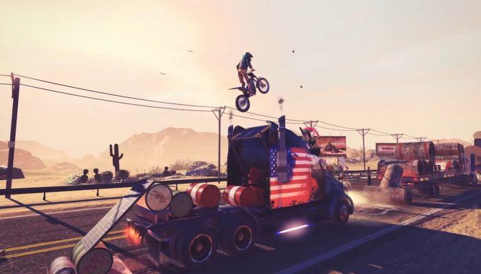 Trials Rising – Sixty Six DLC Launch Trailer