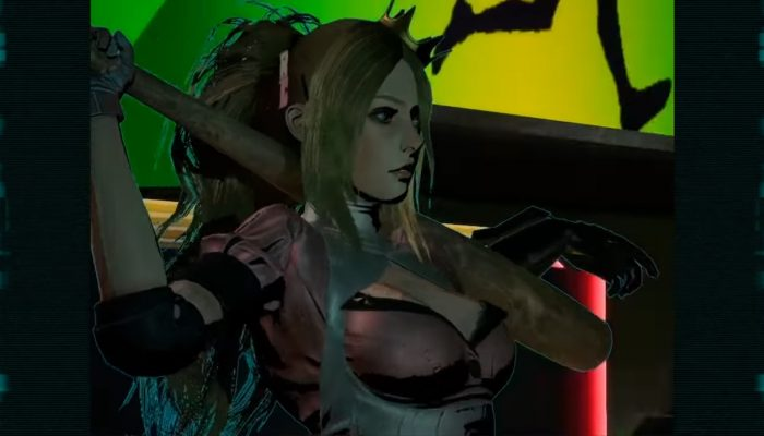 Travis Strikes Again: No More Heroes – Vol. 2: Bubblegum Fatale DLC Trailer
