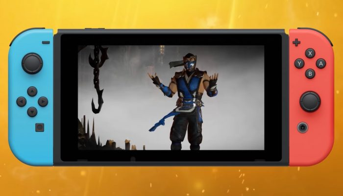 Mortal Kombat 11 – Nintendo Switch Gameplay Reveal Trailer