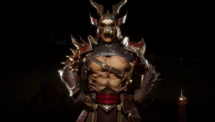 Mortal Kombat 11 – Shao Kahn Reveal Trailer