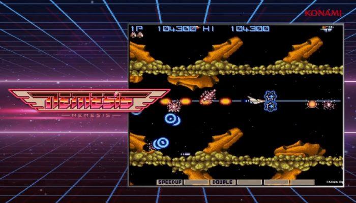 Konami Arcade Classics Anniversary Collection – Launch Trailer