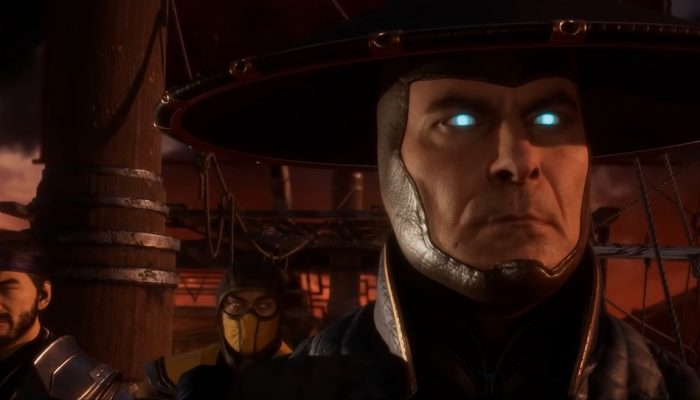 Mortal Kombat 11 – Launch Trailer