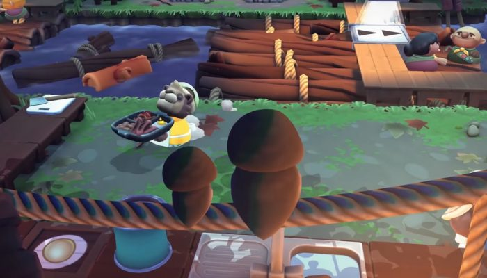 Overcooked 2 – Campfire Cook Off DLC Launch Trailer
