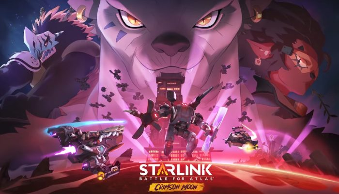 Nintendo Minute – Starlink: Battle for Atlas Crimson Moon Exclusive Star Fox Gameplay