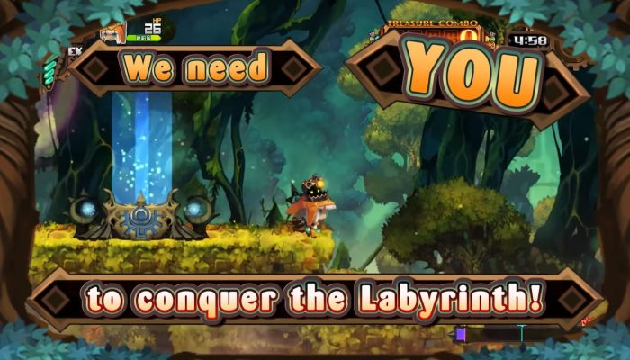 Lapis x Labyrinth – So You Want to Be An Adventurer…