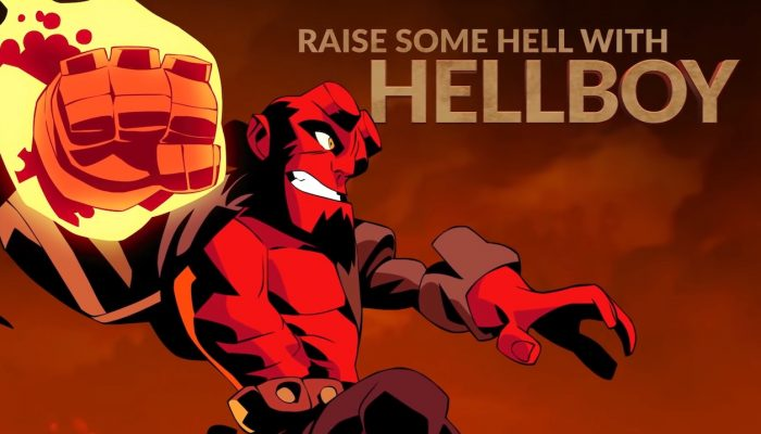 Ubisoft: 'Brawlhalla Descends Into Hell For Limited-time Hellboy Event Starting April 10'