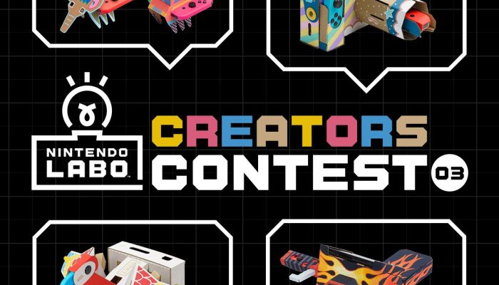 Announcing the third Nintendo Labo Creators Contest