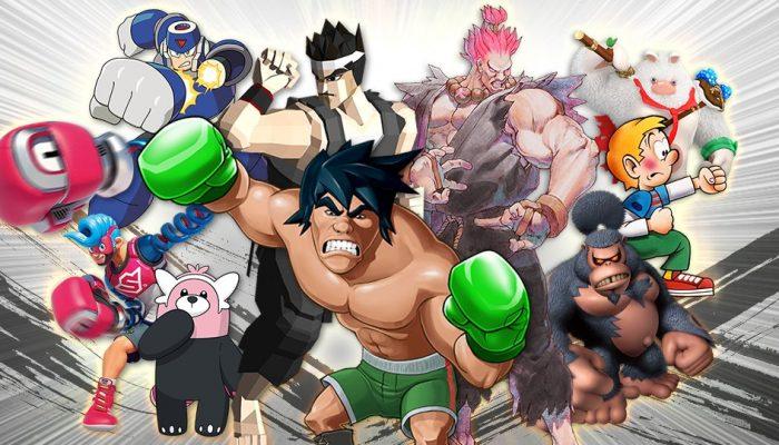 """""""Cruisin' for a Bruisin'"""" Spirit Event in Super Smash Bros. Ultimate"""