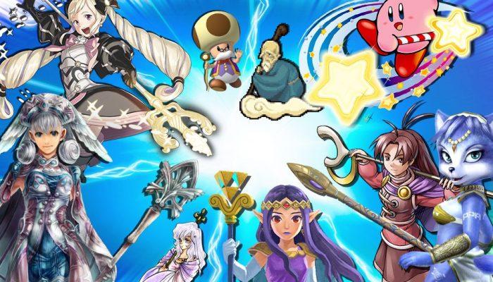 """The Right Staff"" Spirit Event in Super Smash Bros. Ultimate"