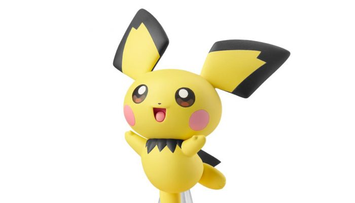 Pichu, Isabelle and Pokémon Trainer amiibo are launching on July 26