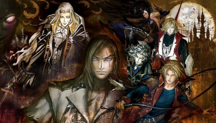"""""""Castlevania: Spirit Nocturne"""" Spirit Event in Super Smash Bros. Ultimate"""