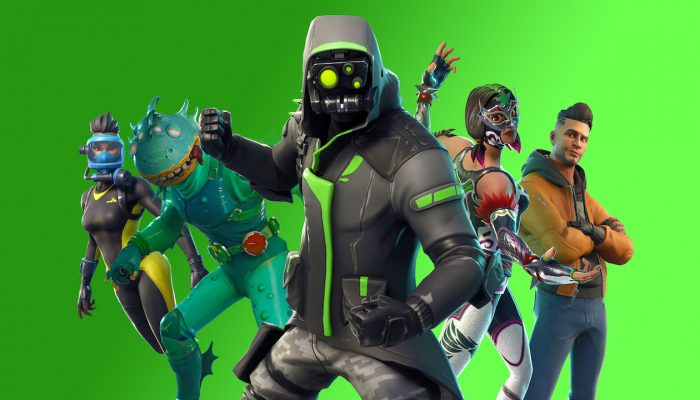 Fortnite: 'v8.30.2 Resolved Issues'