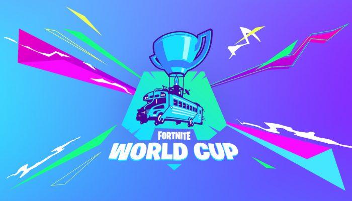 Fortnite: 'Fortnite World Cup Starts April 13!'