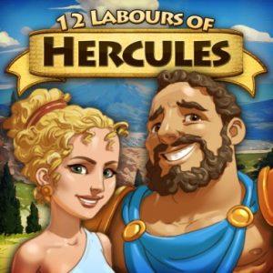 Nintendo eShop Downloads Europe 12 Labours of Hercules