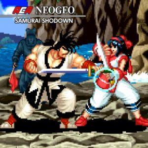 Nintendo eShop Downloads Europe ACA NeoGeo Samurai Shodown V Special