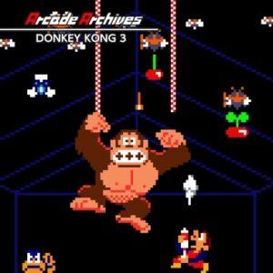 Nintendo eShop Downloads Europe Arcade Archives Donkey Kong 3