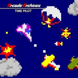 Nintendo eShop Downloads Europe Arcade Archives Time Pilot