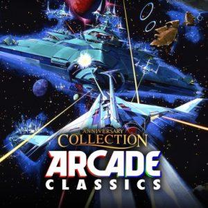 Nintendo eShop Downloads Europe Arcade Classics Anniversary Collection