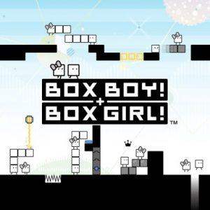 Nintendo eShop Downloads Europe BoxBoy BoxGirl