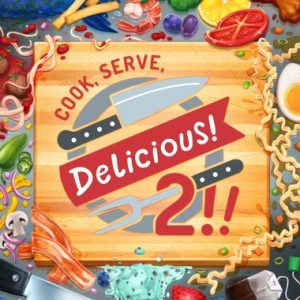 Nintendo eShop Downloads Europe Cook Serve Delicious 2