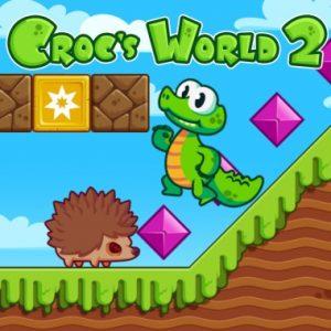 Nintendo eShop Downloads Europe Croc's World 2