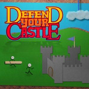 Nintendo eShop Downloads Europe Defend your Castle