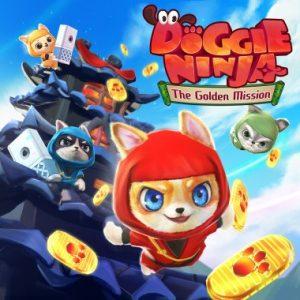Nintendo eShop Downloads Europe Doggie Ninja The Golden Mission