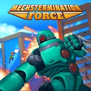 Nintendo eShop Downloads Europe Mechstermination Force