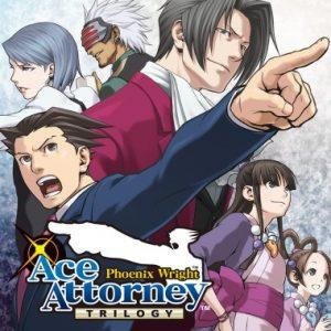 Nintendo eShop Downloads Europe Phoenix Wright Ace Attorney Trilogy