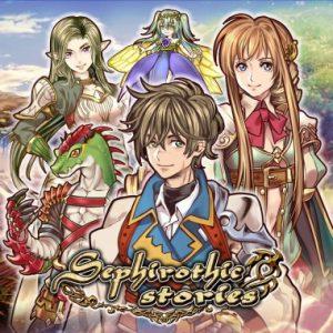Nintendo eShop Downloads Europe Sephirothic Stories