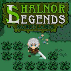 Nintendo eShop Downloads Europe Shalnor Legends Sacred Lands