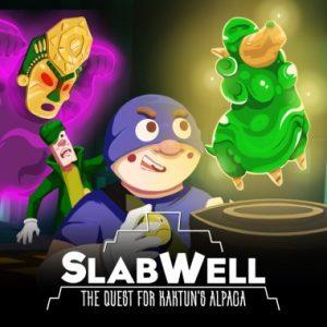 Nintendo eShop Downloads Europe SlabWell The Quest For Kaktun's Alpaca