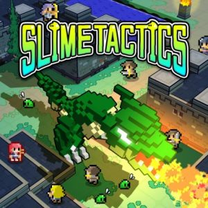 Nintendo eShop Downloads Europe Slime Tactics