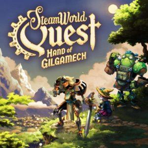 Nintendo eShop Downloads Europe SteamWorld Quest Hand of Gilgamech