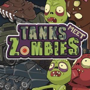 Nintendo eShop Downloads Europe Tanks Meet Zombies