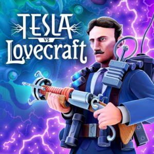 Nintendo eShop Downloads Europe Tesla vs Lovecraft