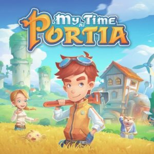 Nintendo eShop Downloads Europe My Time at Portia