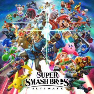 Nintendo eShop Downloads Europe Super Smash Bros Ultimate