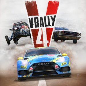 Nintendo eShop Downloads Europe V-Rally 4